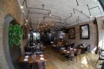 Indoor dinning area